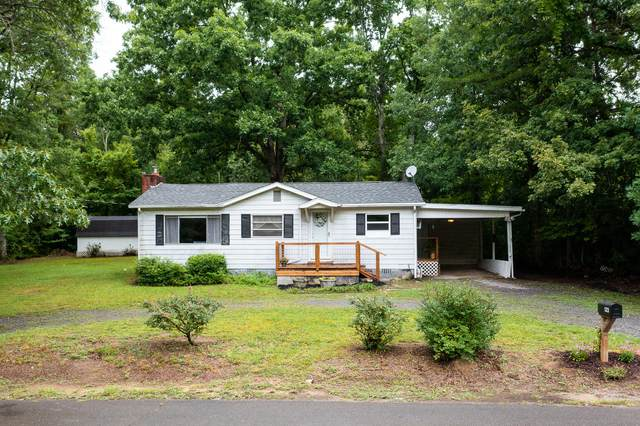 133 Hinkle Community Rd, Lookout Mountain, GA 30750 (MLS #1339919) :: The Robinson Team