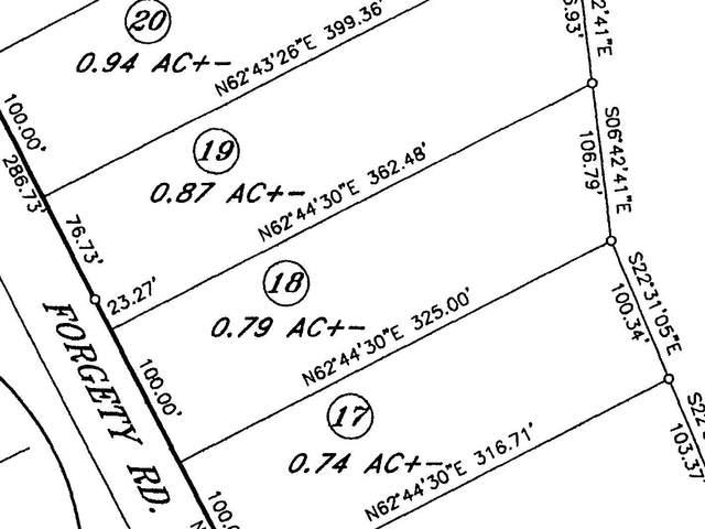 Lot 18 Forgety Rd, Jefferson City, TN 37760 (MLS #1339926) :: Keller Williams Realty