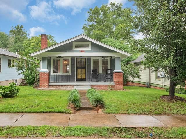 1617 W 53rd St, Chattanooga, TN 37409 (MLS #1339950) :: Keller Williams Realty