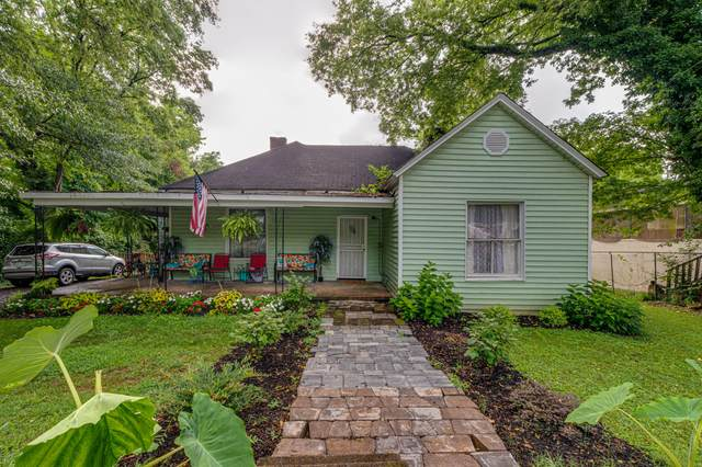 5222 Central Ave, Chattanooga, TN 37410 (MLS #1339956) :: The Robinson Team