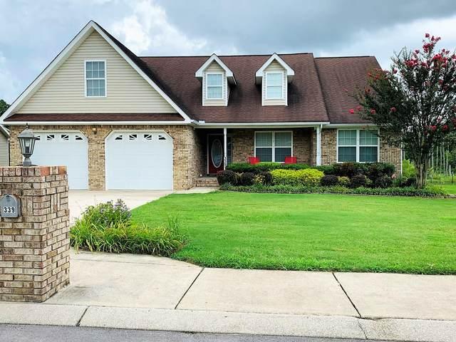 339 Creeks Jewell Dr, Ringgold, GA 30736 (MLS #1340048) :: Chattanooga Property Shop