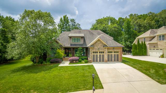 3631 Windbridge Dr, Apison, TN 37302 (MLS #1340077) :: Keller Williams Greater Downtown Realty | Barry and Diane Evans - The Evans Group