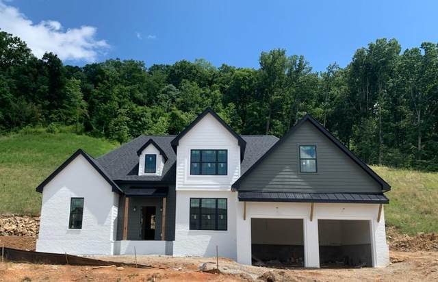 9837 Trestle Cir Lot #37, Ooltewah, TN 37363 (MLS #1340096) :: Keller Williams Greater Downtown Realty | Barry and Diane Evans - The Evans Group