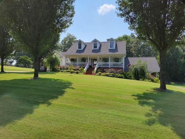 1061 Orchard Hill Rd, Summerville, GA 30747 (MLS #1340184) :: The Robinson Team