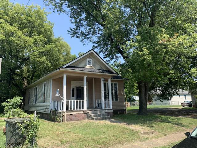 1207 S Lyerly St, Chattanooga, TN 37404 (MLS #1340399) :: The Weathers Team