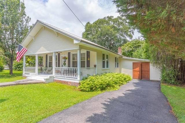 805 Gordon St, Chickamauga, GA 30707 (MLS #1340406) :: Chattanooga Property Shop