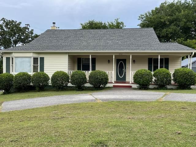 293 Warren St, Rossville, GA 30741 (MLS #1340408) :: Chattanooga Property Shop