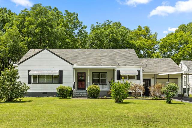201 S Saint Marks Ave, Chattanooga, TN 37411 (MLS #1340413) :: Chattanooga Property Shop