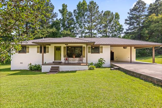 1636 Old Ringgold Rd, Rocky Face, GA 30740 (MLS #1340422) :: The Weathers Team