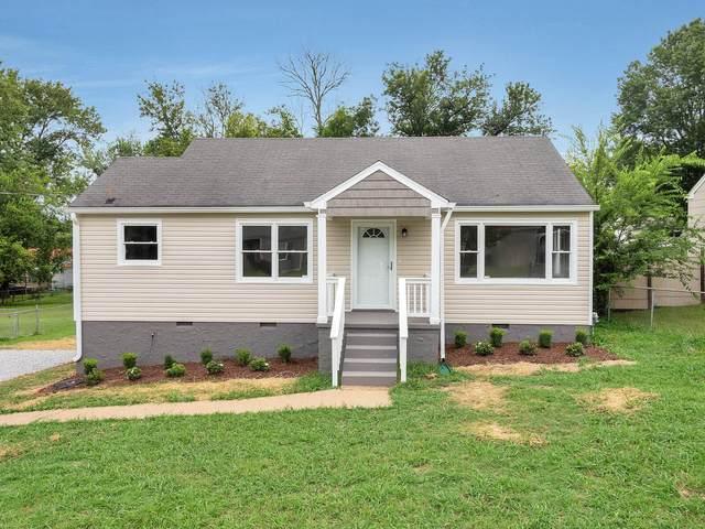 307 Harker Rd, Fort Oglethorpe, GA 30742 (MLS #1340423) :: The Jooma Team