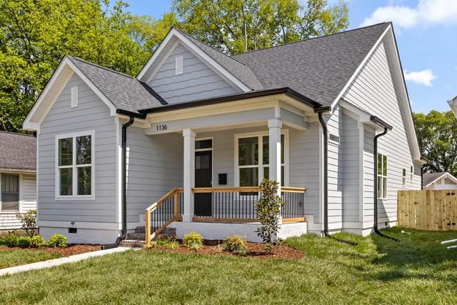 1136 Lincoln Park Ln, Chattanooga, TN 37403 (MLS #1340483) :: The Edrington Team