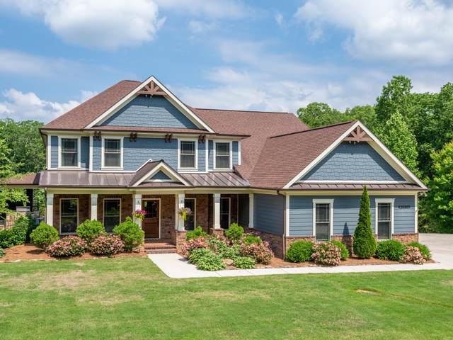 7681 Harrier Hill Rd, Signal Mountain, TN 37377 (MLS #1340502) :: Chattanooga Property Shop