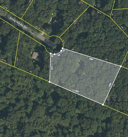 Lot 6 Rock Hill Dr, Cleveland, TN 37311 (MLS #1340574) :: The Hollis Group