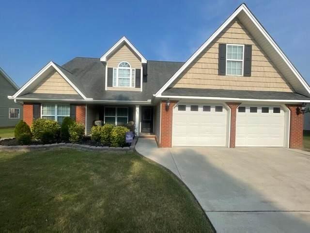435 Sweet Birch Dr, Rossville, GA 30741 (MLS #1340656) :: Elizabeth Moyer Homes and Design/Keller Williams Realty