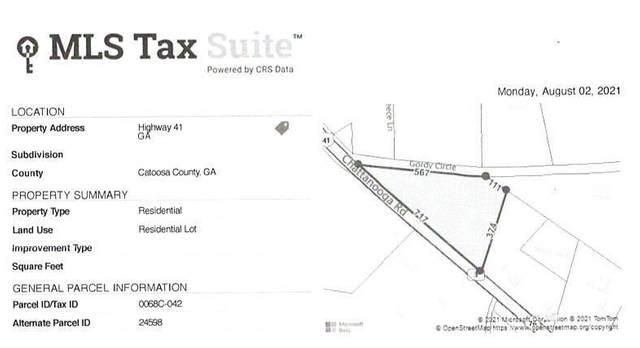 0 Highway 41, Ringgold, GA 30736 (MLS #1340677) :: The Jooma Team