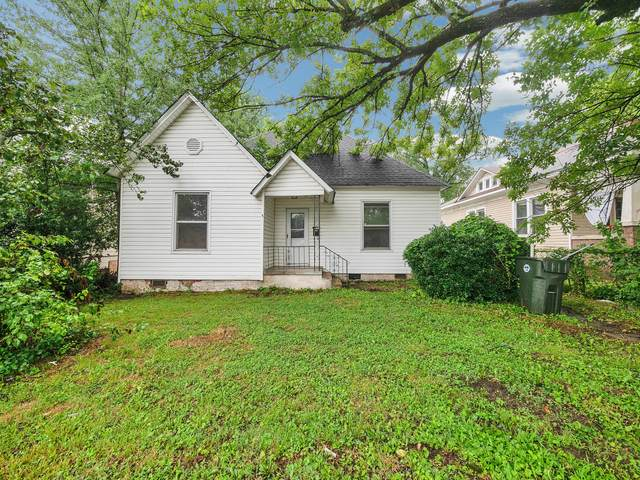 2303 Bailey Ave, Chattanooga, TN 37404 (MLS #1340722) :: Elizabeth Moyer Homes and Design/Keller Williams Realty