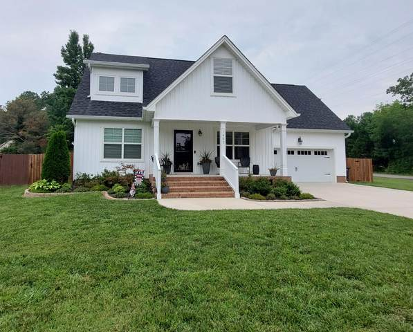 1497 NW New Murraytown Rd, Cleveland, TN 37312 (MLS #1340730) :: The Hollis Group