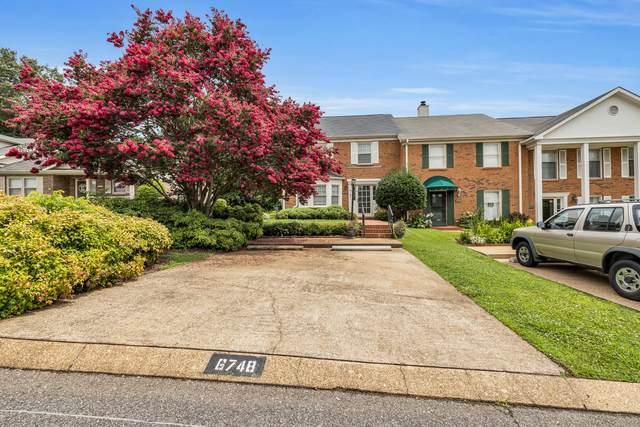6748 Hickory Manor Cir, Chattanooga, TN 37421 (MLS #1340807) :: The Jooma Team