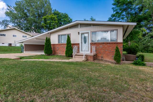 1266 Durham Dr, Chattanooga, TN 37421 (MLS #1341020) :: The Hollis Group