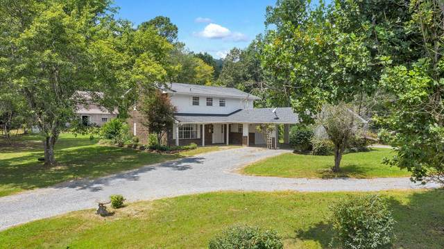 4003 Old Freewill Road Nw, Cleveland, TN 37312 (MLS #1341061) :: The Jooma Team