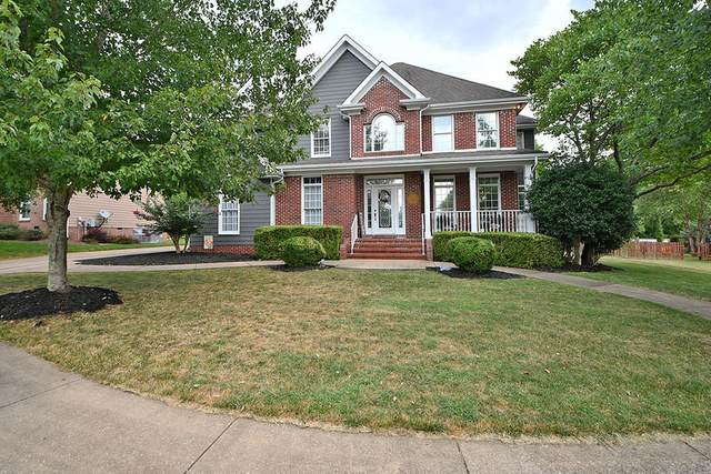 1051 Norfolk Green Cir, Chattanooga, TN 37421 (MLS #1341081) :: The Hollis Group