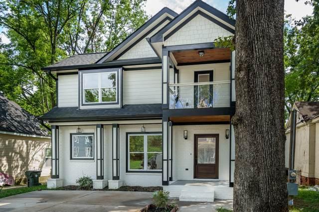 2512 Chamberlain Ave, Chattanooga, TN 37404 (MLS #1341244) :: Elizabeth Moyer Homes and Design/Keller Williams Realty