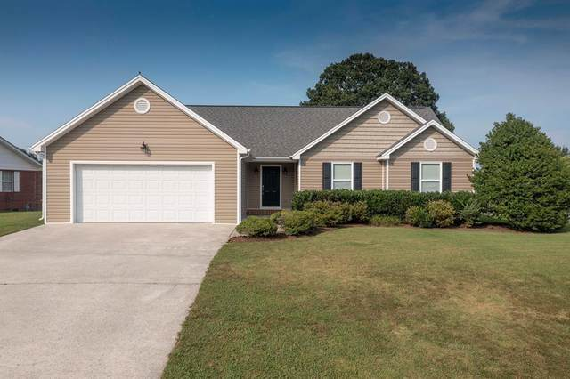 146 NE Weatherford Dr, Cleveland, TN 37312 (MLS #1341272) :: The Hollis Group