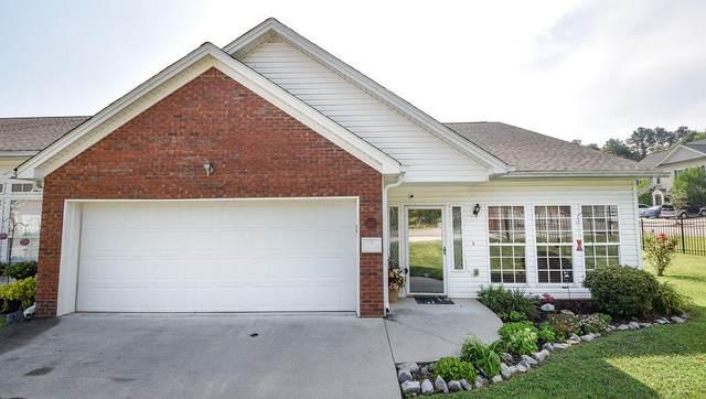 1401 NE Niki Way, Cleveland, TN 37312 (MLS #1341368) :: EXIT Realty Scenic Group