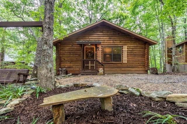 19 Cabin Drive # 8, Cloudland, GA 30731 (MLS #1341404) :: Chattanooga Property Shop