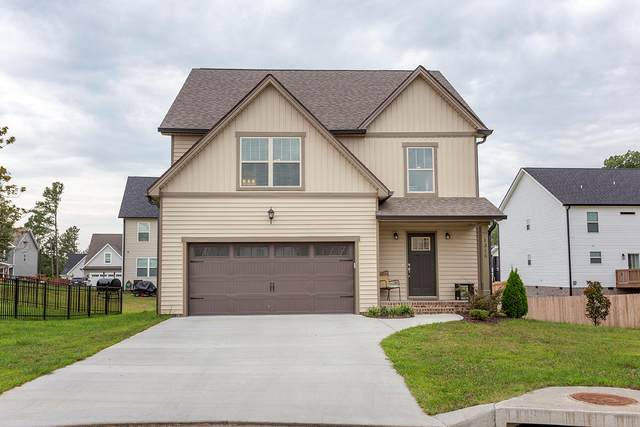 1315 NW Suzannas Cove #23, Cleveland, TN 37312 (MLS #1341477) :: The Hollis Group