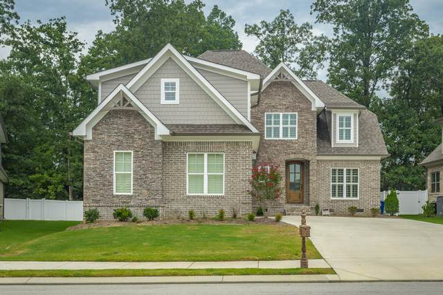 8209 Knotting Wood Way #30, Chattanooga, TN 37421 (MLS #1341534) :: The Hollis Group