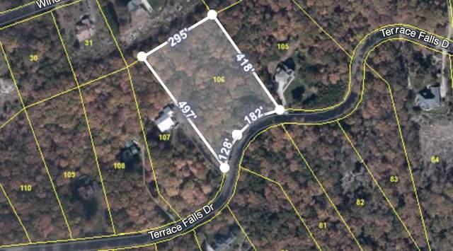 8911 Terrace Falls Dr #106, Soddy Daisy, TN 37379 (MLS #1341574) :: The Jooma Team