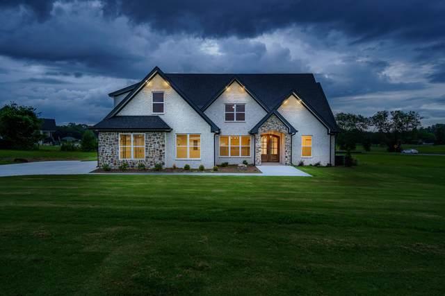 36 Breckinridge Dr Lot 14, Chickamauga, GA 30707 (MLS #1341632) :: EXIT Realty Scenic Group