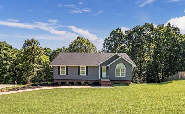 168 Scenic Cir, Ringgold, GA 30736 (MLS #1341678) :: Keller Williams Greater Downtown Realty | Barry and Diane Evans - The Evans Group