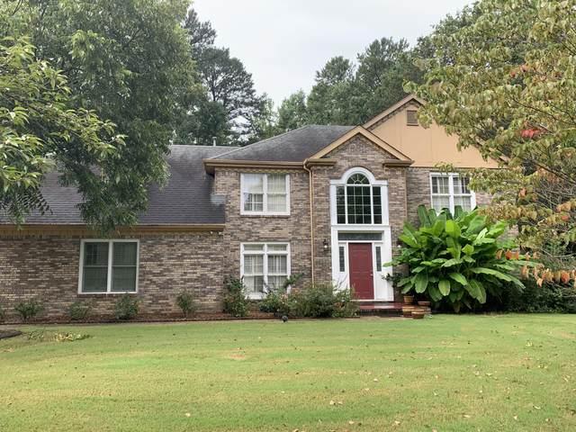 2504 Arbor Mist Tr, Hixson, TN 37343 (MLS #1341783) :: Elizabeth Moyer Homes and Design/Keller Williams Realty
