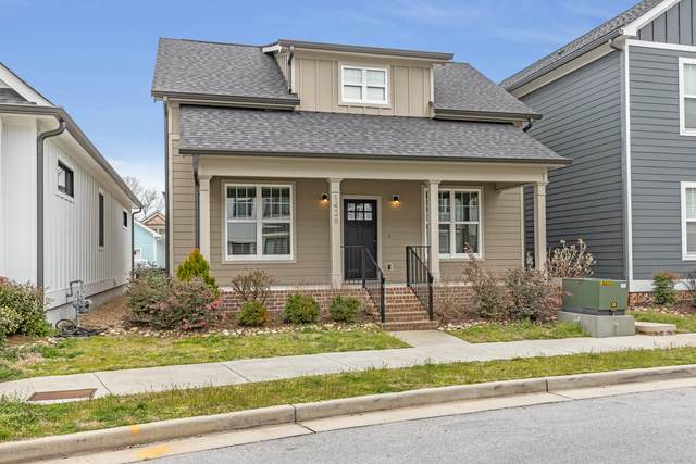 1426 Park Ave, Chattanooga, TN 37408 (MLS #1341799) :: The Hollis Group