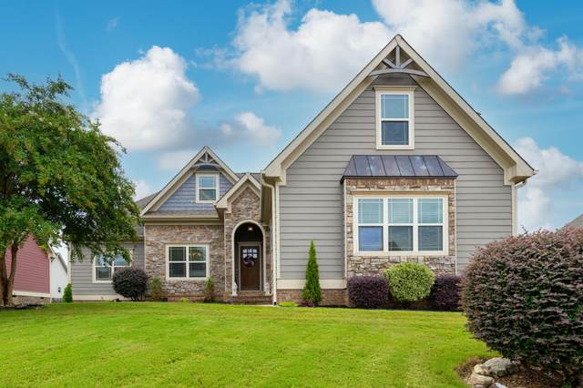 8862 Seven Lakes Dr, Ooltewah, TN 37363 (MLS #1341830) :: The Jooma Team