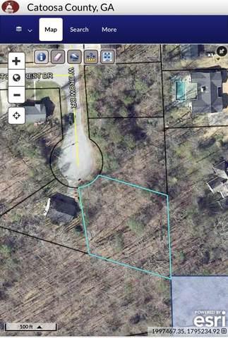 0 W Brow, Lot 125 Dr, Ringgold, GA 30736 (MLS #1341860) :: The Hollis Group