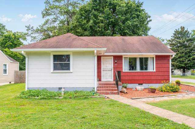 613 Woodvale Ave, Chattanooga, TN 37411 (MLS #1341879) :: The Lea Team