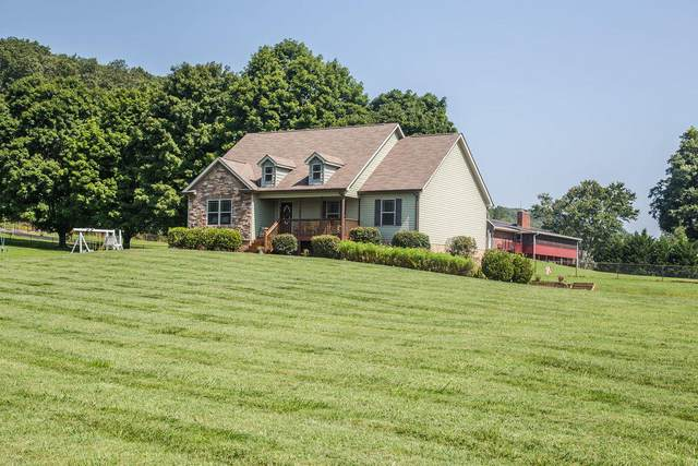 133 SE Hall Norwood Rd, Cleveland, TN 37311 (MLS #1341995) :: EXIT Realty Scenic Group