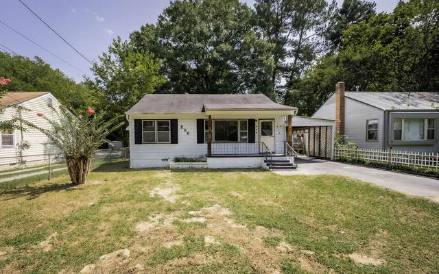 606 S Moore Rd, Chattanooga, TN 37412 (MLS #1342051) :: EXIT Realty Scenic Group