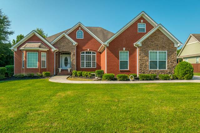 1570 Courtland Dr, Hixson, TN 37343 (MLS #1342229) :: EXIT Realty Scenic Group