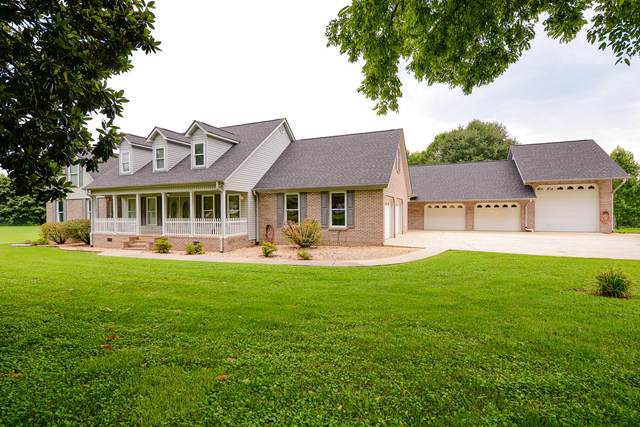 12 Co Rd 94, Bridgeport, AL 35740 (MLS #1342560) :: EXIT Realty Scenic Group