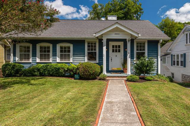3803 Monte Vista Dr, Chattanooga, TN 37411 (MLS #1342563) :: The Hollis Group