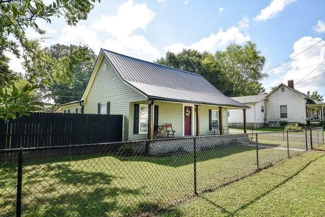 115 S Main St, Calhoun, TN 37309 (MLS #1342682) :: The Hollis Group