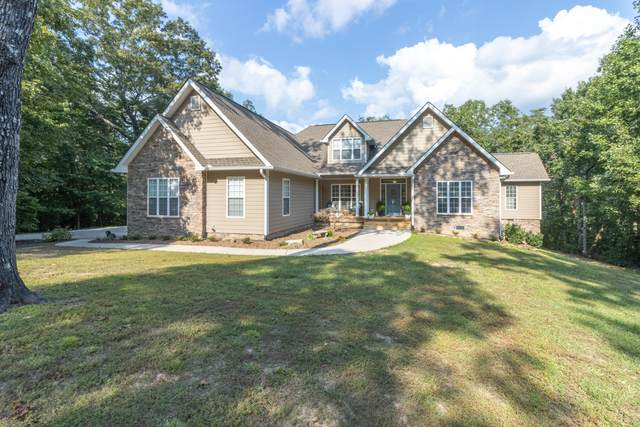 2505 Barker Camp Rd, Dunlap, TN 37327 (MLS #1342803) :: Keller Williams Greater Downtown Realty | Barry and Diane Evans - The Evans Group