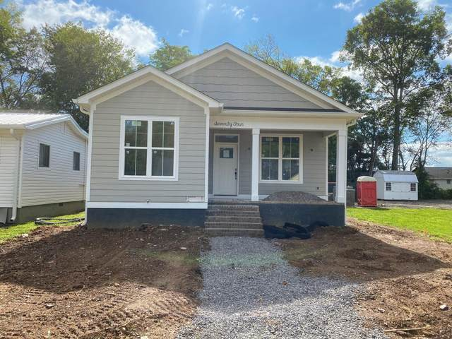 74 Maude St, Chattanooga, TN 37403 (MLS #1342863) :: Keller Williams Greater Downtown Realty | Barry and Diane Evans - The Evans Group