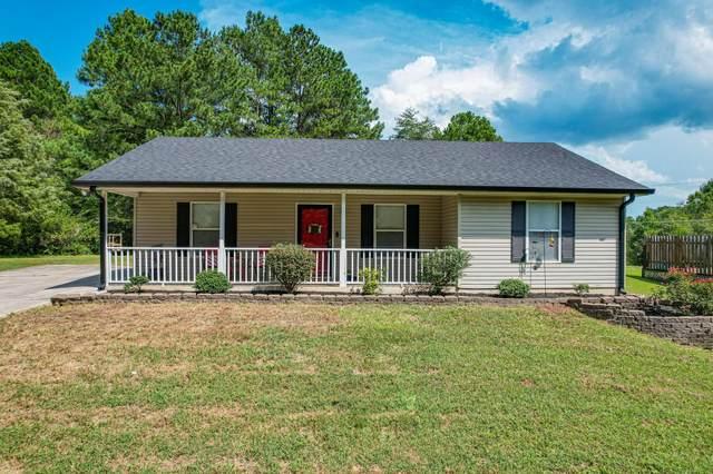 1275 Vittetoe Rd, Chickamauga, GA 30707 (MLS #1342869) :: The Edrington Team