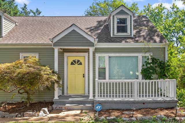 806 S Sweetbriar Cir, Chattanooga, TN 37412 (MLS #1342970) :: Smith Property Partners