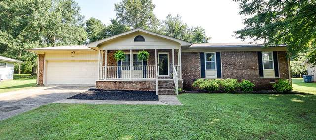 5917 Hillcrest Dr, Harrison, TN 37341 (MLS #1343194) :: EXIT Realty Scenic Group